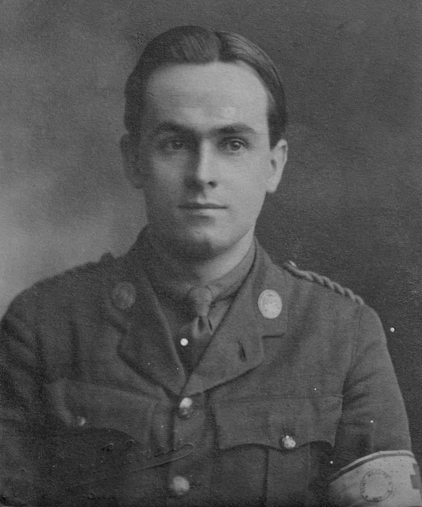 Jack Catchpool 1915